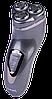 Електробритва Gemei GM-7500 3 в 1 - бездротова роторна бритва з тримером, фото 2