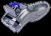 Електробритва Gemei GM-7500 3 в 1 - бездротова роторна бритва з тримером, фото 4