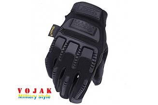 Перчатки тактические полнопалые ESDY gloves Black