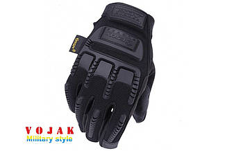 Рукавиці тактичні Mechanix Wear M-Pact Gloves (Black)