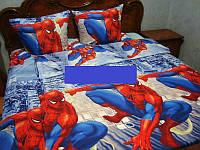 Комплект постельного белья  ''Человек Паук'' ранфорс