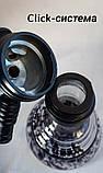 Кальян  AMY 490 Калауд лотос чаша Силиконовая 7 от шланг силиконовый для Кальяна, фото 3