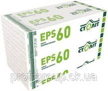 Пінопласт «СТОЛІТ EPS 60»