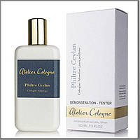 Atelier Cologne Philtre Ceylan одеколон 100 ml. (Тестер Ателье Колонь Фильтр Цейлон)