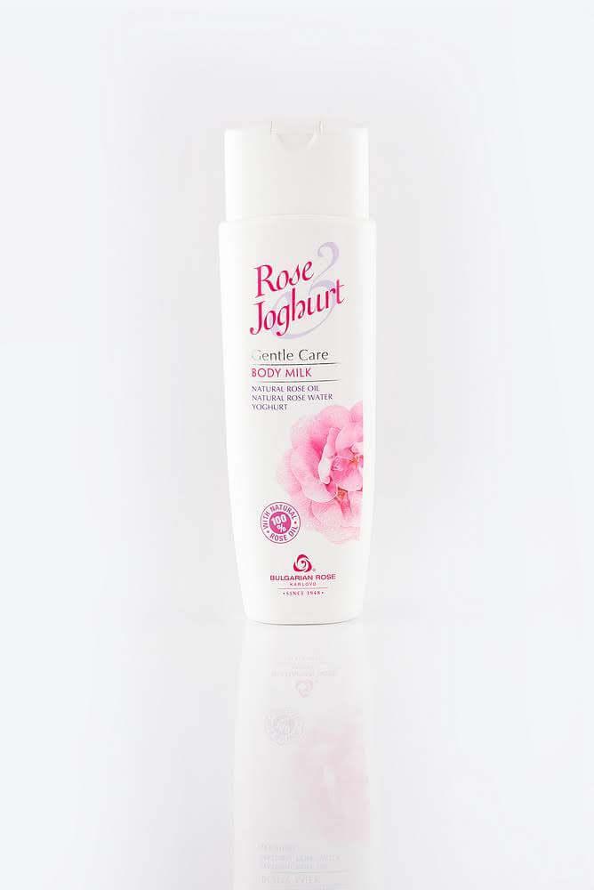 BULGARIAN ROSE ROSE JOGHURT BODY MILK Молочко для тіла