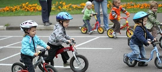 Беговел ― альтернатива велосипеду для самых маленьких