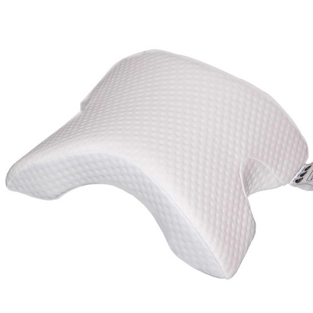 Подушка ТУНЕЛЬ Memory Foam Подушка для шиї з ефектом пам'яті
