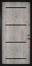 Двері PRESTIGE style loft 87 №20-30 бетон світлий R