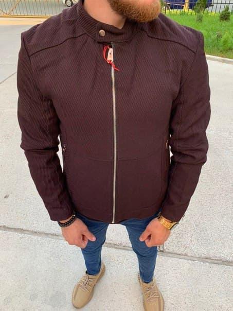 Мужская куртка-ветровка Турция (три цвета)