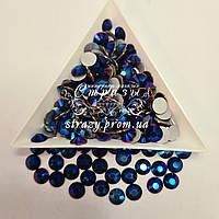 "Стрази ss16 Metallic Blue (4,0 мм) 100шт ""Crystal Premium"""