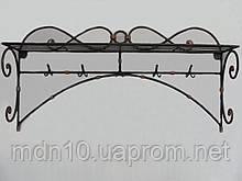 Вешалка кованая  -  06-95