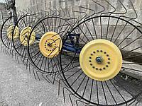 Граблі ворушилки Сонечко (спиця 5 мм) для мотоблока і мототрактора (1Т), фото 1