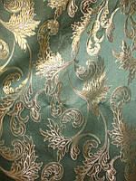 "Шторы ""Листик"", шторная ткань Турция"