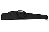 Чехол ружейный Black 115 см. для винтовки с оптикой., фото 2