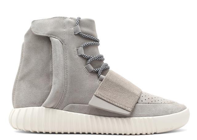 0b18e8a896f2 Ключевой идеей создание Adidas Yeezy Boost, стал броский фирменный стиль и  оригинальный дизайн, который репер воплощал ранее в баскетбольные кроссовки  от ...