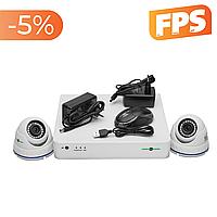 Камеры видеонаблюдения для дома GreenVision GV-K-S15/02 1080P