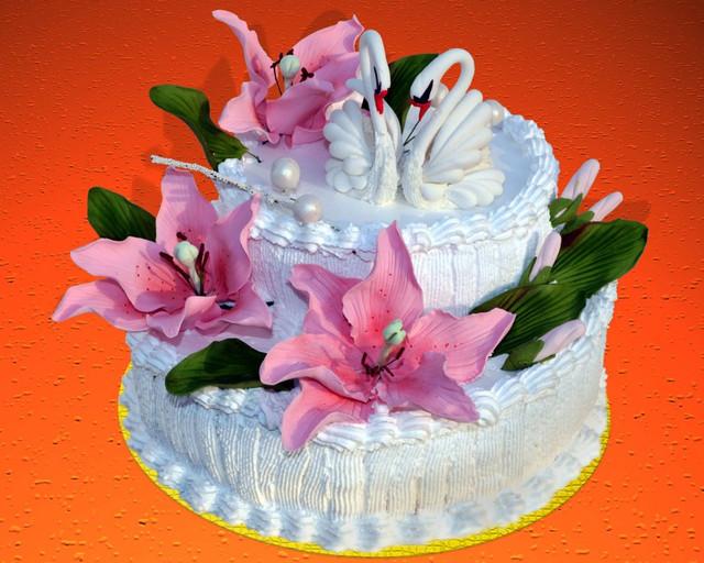 Торты свадебные (торти весільні)