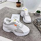 Кросівки на платформі,люкс,р. 37/38,24 см, фото 2