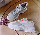 Кросівки на платформі,люкс,р. 37/38,24 см, фото 6