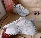 Кросівки на платформі,люкс,р. 37/38,24 см, фото 4