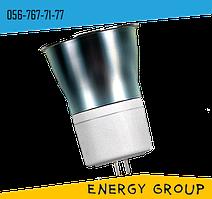 Лампа энергосберегающая mr16, gu5.3, 11Вт, 4200K