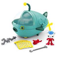 """Игровой набор """" Спасательная подводная лодка"""" -Октонавты Fisher-Price Octonauts Gup A Deluxe Vehicle Playset, фото 1"""
