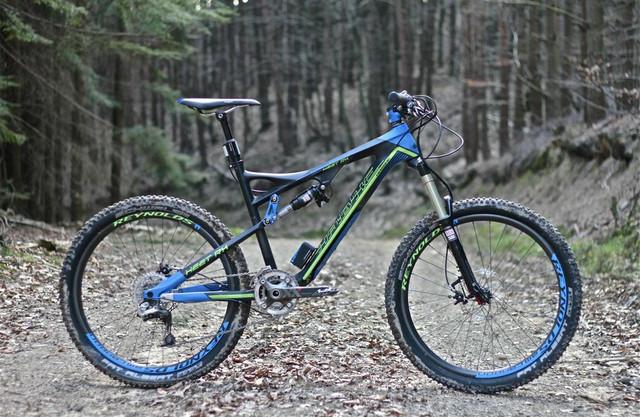 Горный велосипед двухподвес Haibike