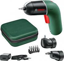 Аккумуляторная отвертка Bosch IXO 6 Set (06039C7122)