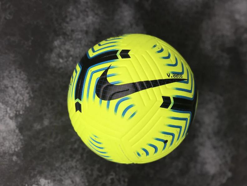 Футбольний м'яч Nike Flight Premier League жовтий