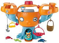 "Игрушки ""Октонавты"" Fisher-Price Octonauts Octopod Playset Multi-Colored, фото 1"