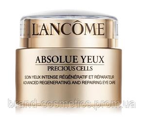 Крем для кожи вокруг глаз Lancome Absolue Yeux Precious Cells 15 мл