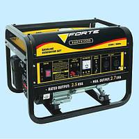 Генератор бензиновый FORTE FG3500 (2.5 кВт)