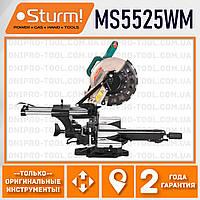 Торцовочная пила Sturm! MS5525WM (Торцовка с протяжкой)