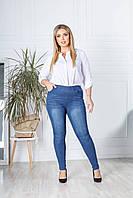 Джинси жіночі стрейчеві по 60 розмір, фото 1