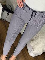 Женские стильные классические брюки, фото 1