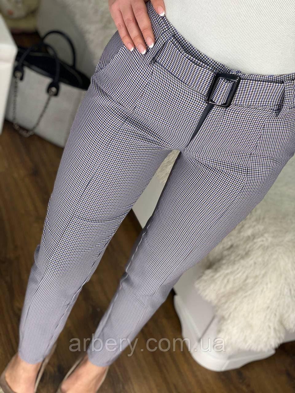 Женские стильные классические брюки