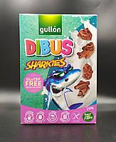 Печиво БЕЗ глютену, лактози Dibus Sharkies 250g. Gullon