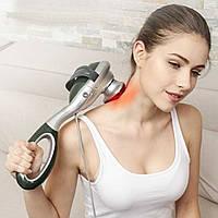 Массажер с инфракрасной головкой Infrared Massager 2 съемных насадки