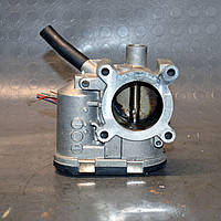 Дрооссельная заслонка 1.0 1.4 бензин VW Volkswagen Caddy II Polo Фолькваген Кадди BOSCH 0280750049 030133062A