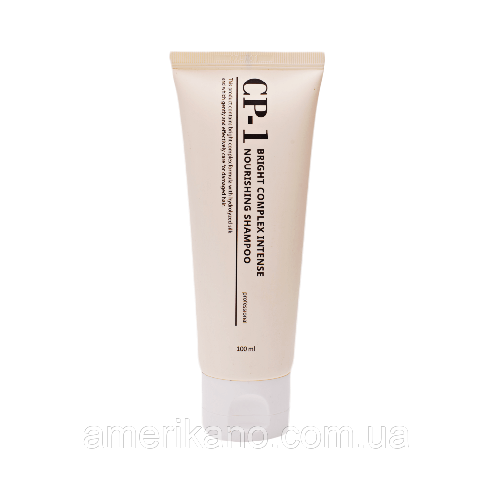 Протеиновый шампунь для волос CP-1 Bright Complex Intense Nourishing Shampoo, 100 мл
