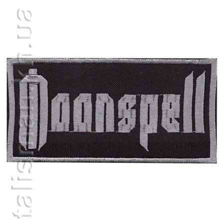MOONSPELL - нашивка с вышивкой, фото 2