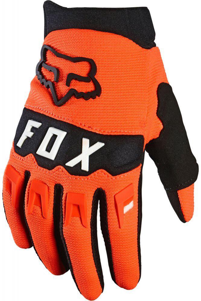 Мотоперчатки підліткові FOX Dirtpaw YTH Orange