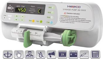 Инфузоматы heaco