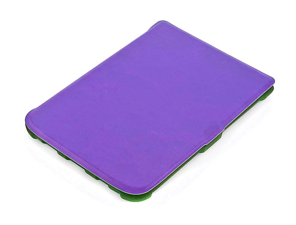 PocketBook 616 Basic Lux 2 чехол фиолетовый - закрытый