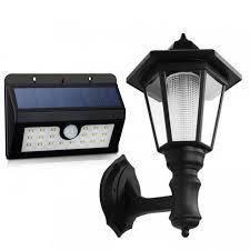 Уличные лампы и прожекторы