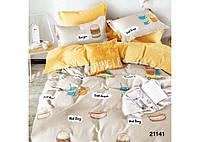 Комплект постельного белья подростковый ранфорс 21141, фото 1