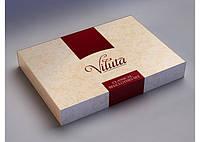Комплект постільної білизни Вилюта Євро Сатин Twill 910