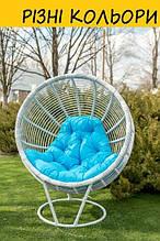 Кресло из ротанга Бонита. Цвет можно изменять. Мебель из ротанга.
