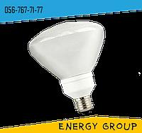 Лампа энергосберегающая PAR38, E27, 15Вт, 2700К
