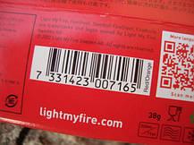 Туристическая посуда SnapBox oval 2-pack Red/Orange (40418613), фото 3